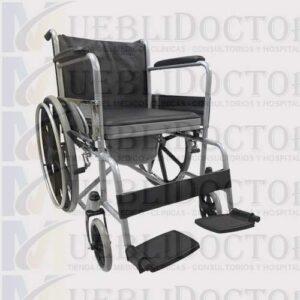 silla de ruedas con como integrado