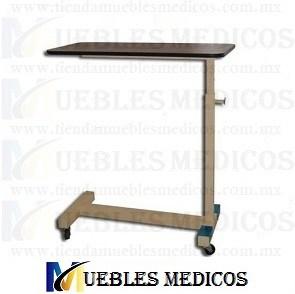mesa puente para alimentos altura variable