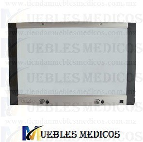 Negatoscopio De Led 2 Placas Plano