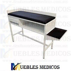 Mesa De Exploracion Pediatrica tubular